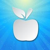 Apple background Royalty Free Stock Image