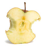 Apple bit Royalty Free Stock Image