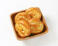 Apple-broodjes Royalty-vrije Stock Fotografie