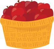 Apple Bushel Stock Images