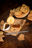 Apple butter Stock Images