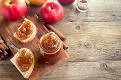 Apple Butter Royalty Free Stock Images