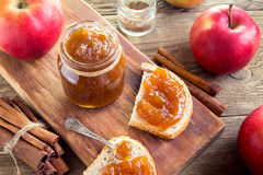 Apple Butter Stock Image