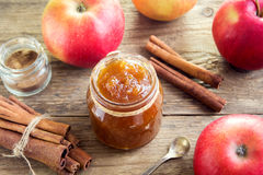 Apple Butter Royalty Free Stock Photography