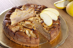 Apple Cake Royalty Free Stock Image
