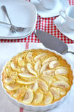 Apple Cake Stock Images