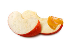 Apple Caramel royalty free stock images