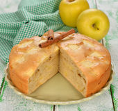 Apple charlotte Royalty Free Stock Photography