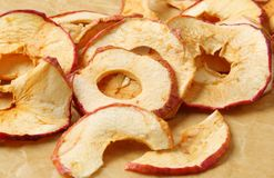 Apple chips Stock Photos