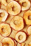 Apple chips Stock Photography