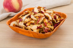 Apple chips Stock Images