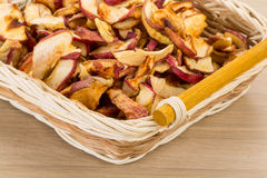 Apple chips Royalty Free Stock Photos
