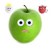 Apple choice Royalty Free Stock Photography