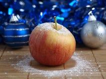 Apple Christmas Stock Photo