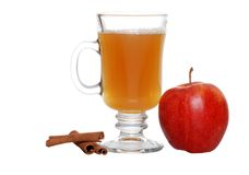 Apple cider Stock Photos