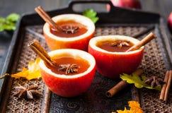 Apple-cider stock foto's