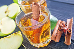 Apple cider Royalty Free Stock Photos