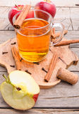Apple cider. Stock Image