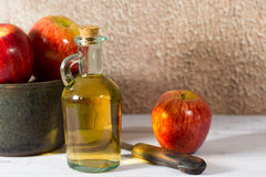 Apple Cider Vinegar Royalty Free Stock Image