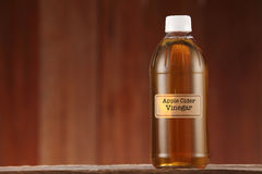 Apple cider vinegar Royalty Free Stock Photography
