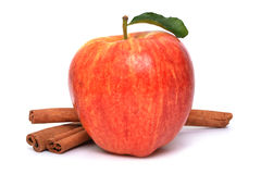 Apple Cinnamon Stock Photography