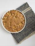 Apple cinnamon tea cake Stock Image