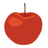 Apple clipart Royalty Free Stock Photo