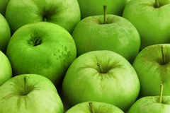 Apple close up Royalty Free Stock Photo