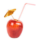 Apple cocktail Stock Photography