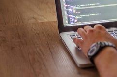 Apple, Code, Coding Stock Photo