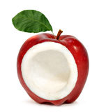 Apple collage Royalty Free Stock Photo