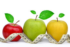 Apple collection royalty free stock images