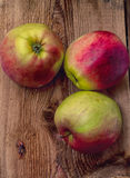 Apples, vegetarian kitchen Stock Photography