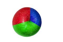 Apple coloré Photos libres de droits