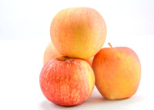 Apple come Imagem de Stock Royalty Free