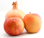 Apple come Imagens de Stock Royalty Free