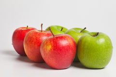Apple community Royalty Free Stock Photography