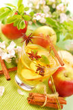 Apple compote Royalty Free Stock Photography