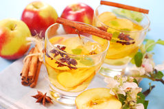 Apple compote Royalty Free Stock Images