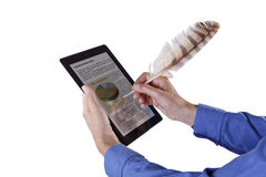 Apple Computer iPad Στοκ Φωτογραφία