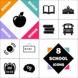 Apple-Computer Symbol Stockfoto