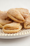 Apple cookie Royalty Free Stock Image