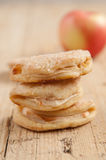 Apple cookie Stock Images