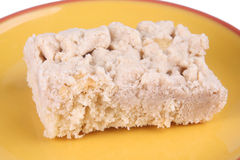 Apple Crisp Bar Royalty Free Stock Photo