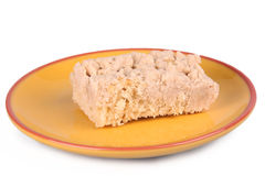 Apple Crisp Bar Stock Image