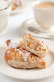 Apple Croissant Stock Images