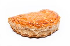 Apple croissant Stock Images