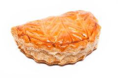 Apple croissant Royalty Free Stock Images