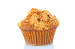Apple Crumb Muffin Stock Photo