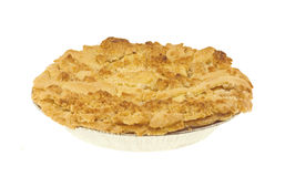 Apple Crumb Pie Royalty Free Stock Photography